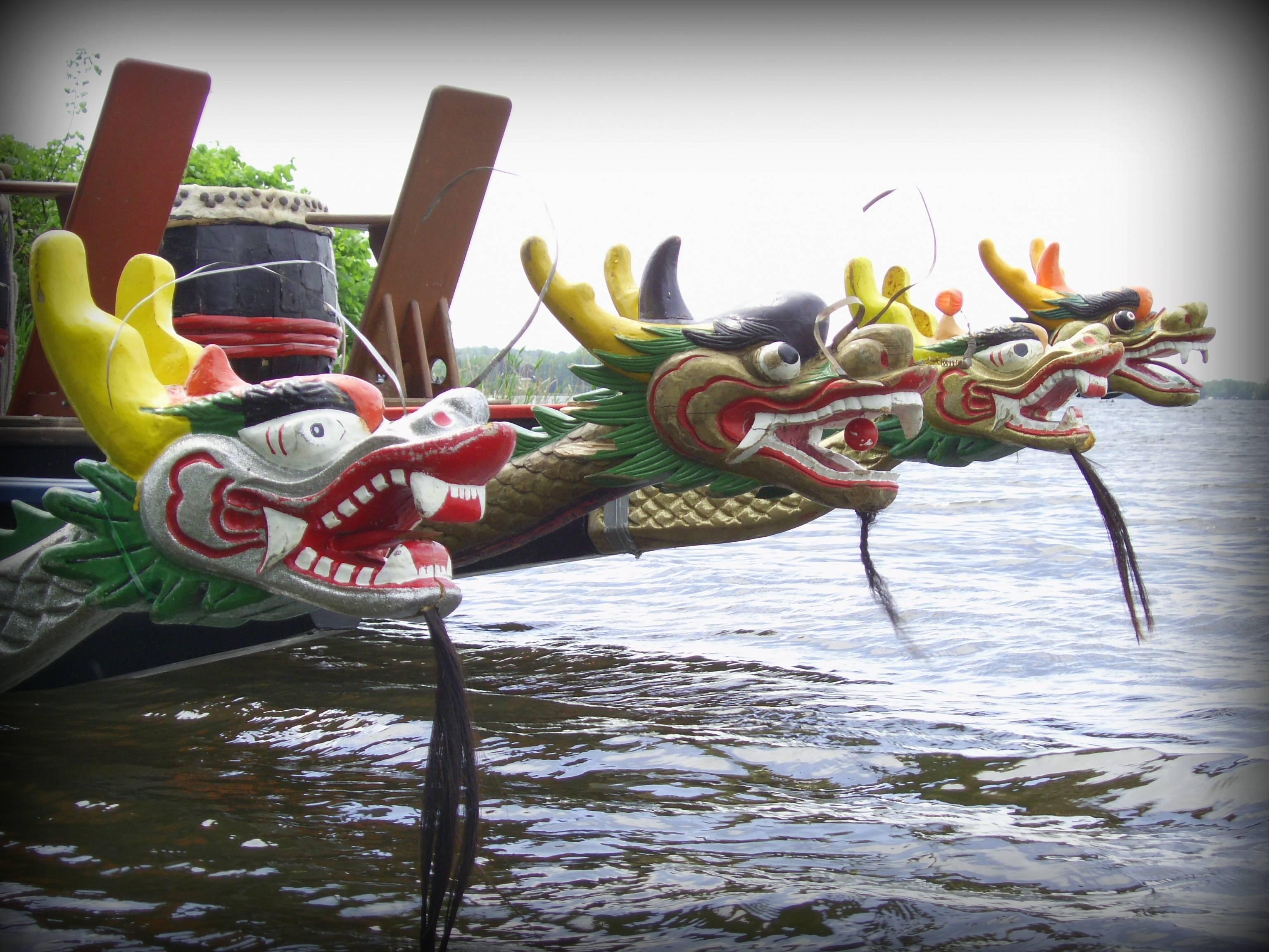 Drachenboot Wannseeinsel